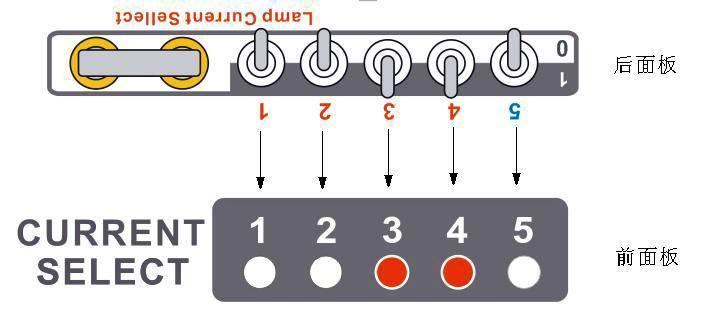 外接电容接线端
